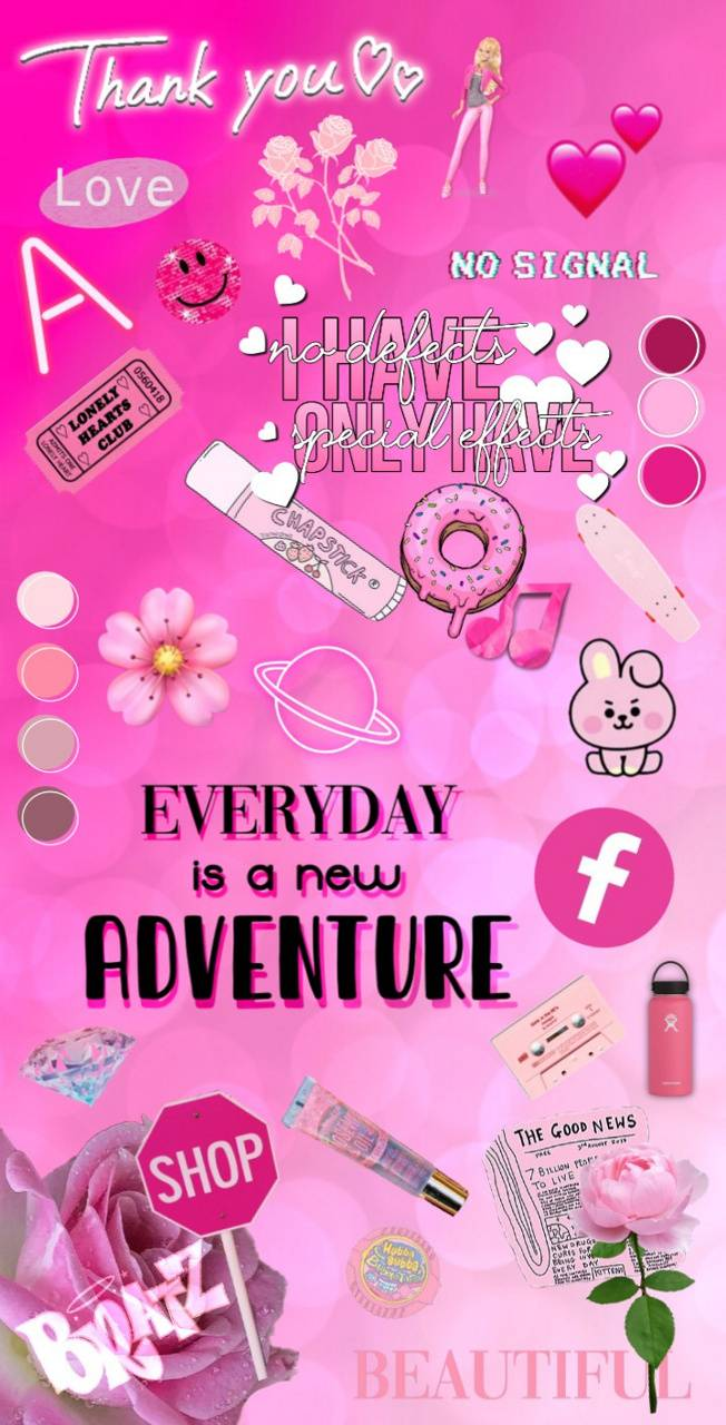 Pink Wallpaper 2