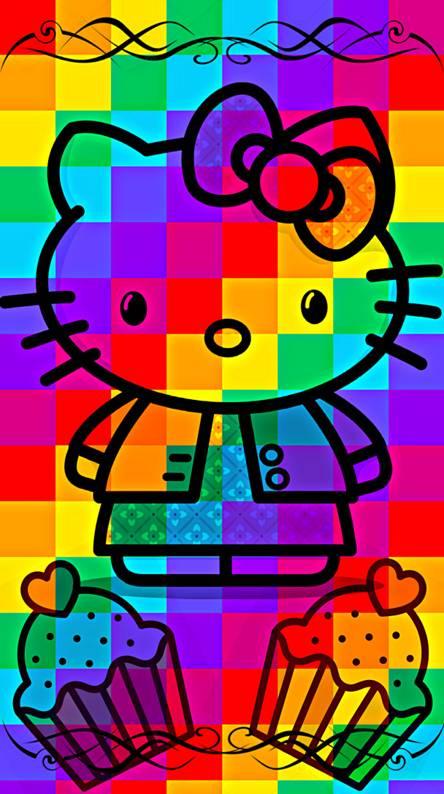 HK Pixel Rainbow