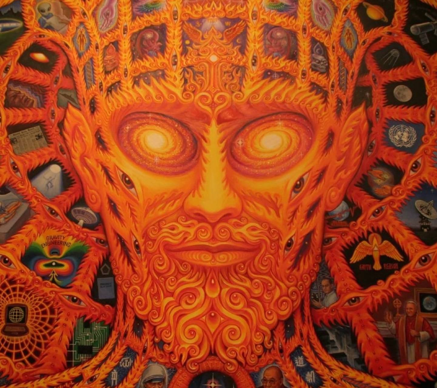 Alex Grey Wallpaper By Dirtybill12 68 Free On Zedge