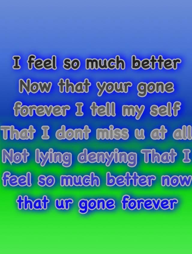 Gone Forever
