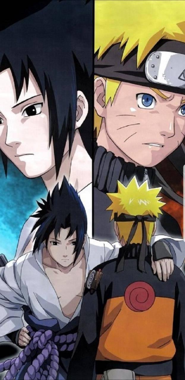 Naruto Sasuke Wallpaper By Ecuevas1 0e Free On Zedge