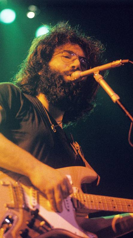 Jerry Garcia Ringtones And Wallpapers