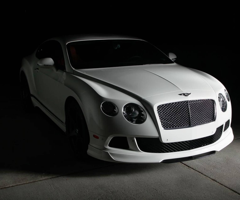 Tuned Bentley