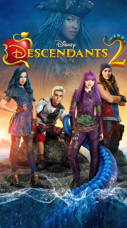 Disney Descendants Ringtones And Wallpapers Free By Zedge