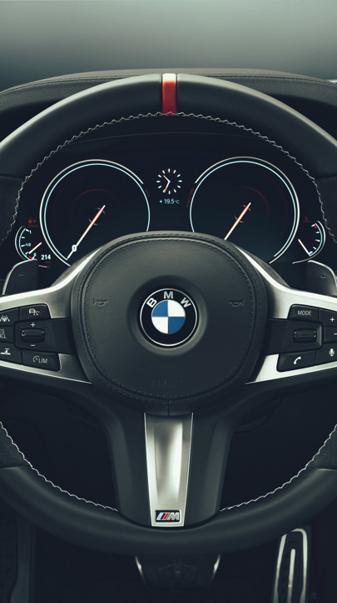 BMW Interior