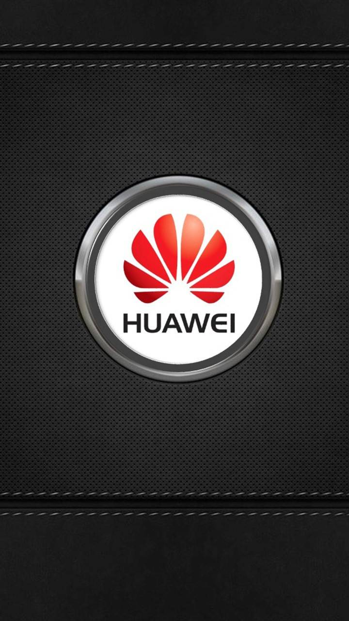 Huawei with logo but