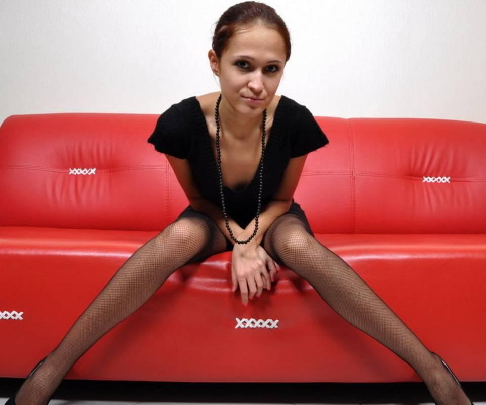 X-mas Mix Red Sofa