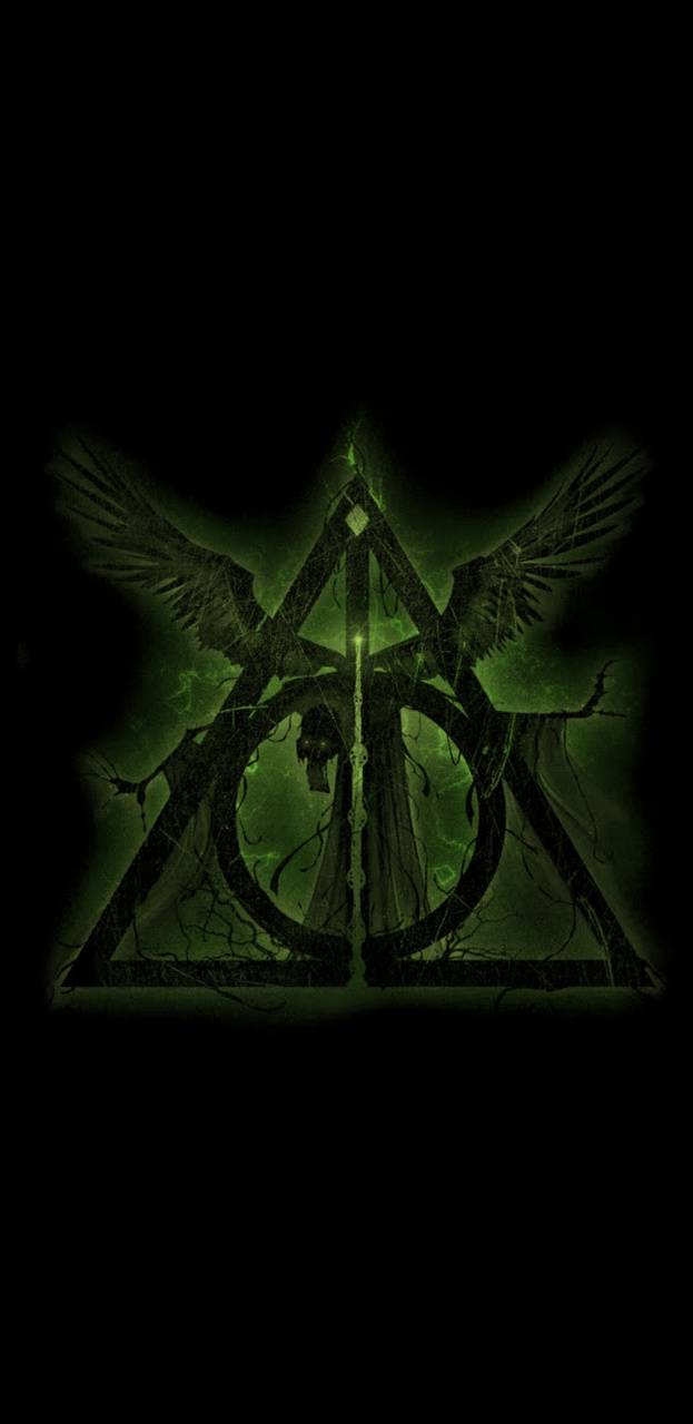 Deathly Hallows Wallpaper By Stevenrobinsonslow Ff Free On Zedge