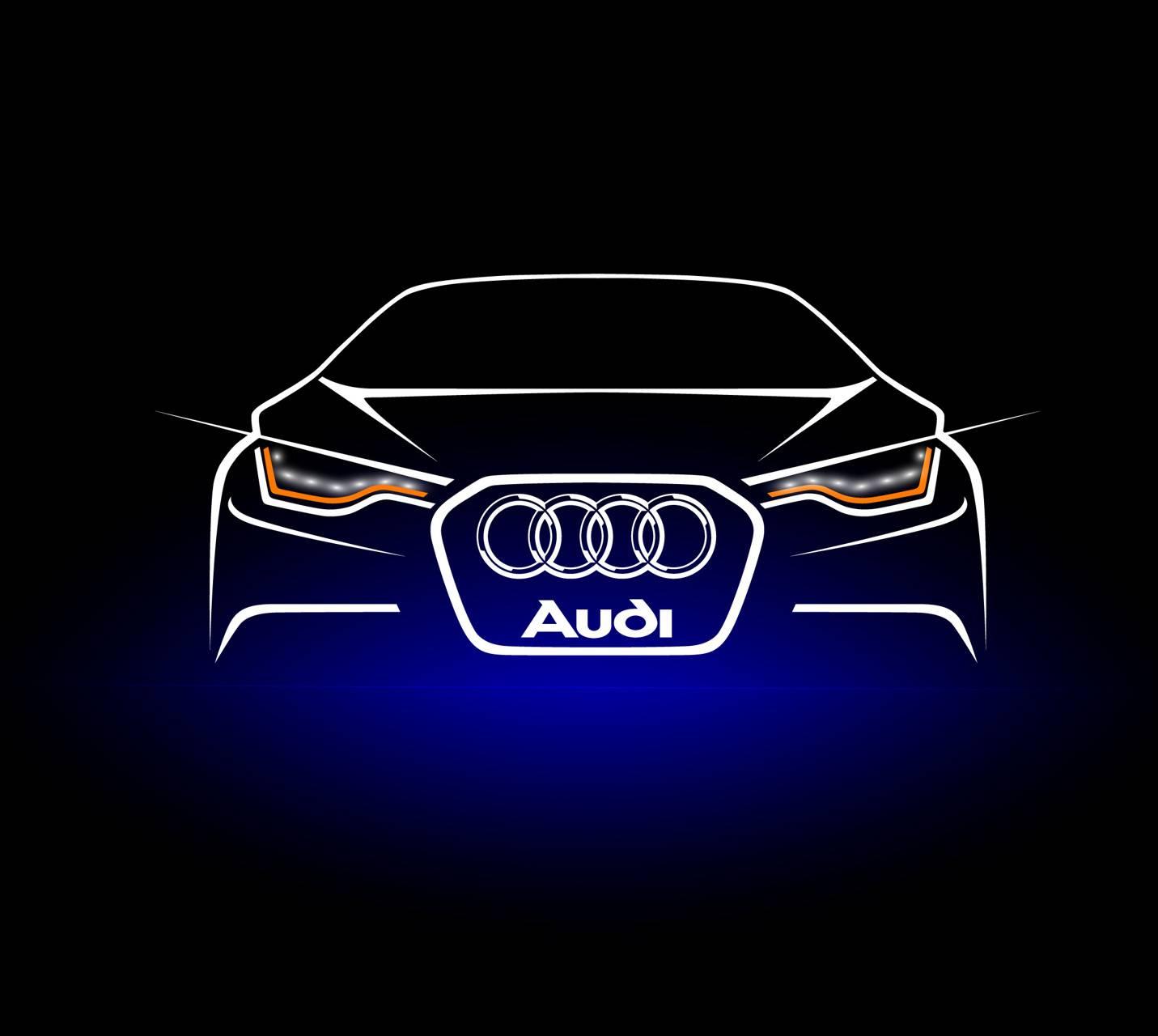 Audi Sketch Design