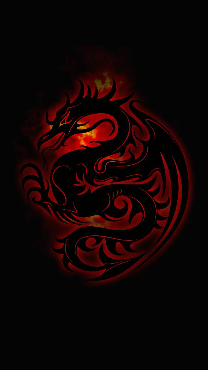 dragon red shadow