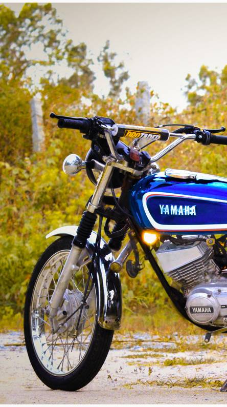 Yamaha Bike Wallpapers Free By Zedge