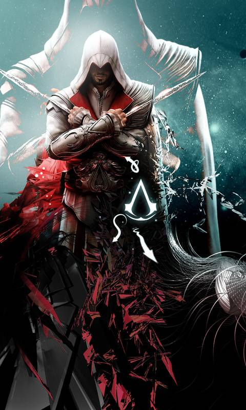 Ezio Auditore Wallpaper By Charitoh 55 Free On Zedge