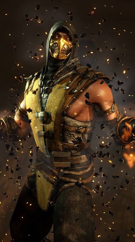Mortal Kombat X Wallpapers Free By Zedge