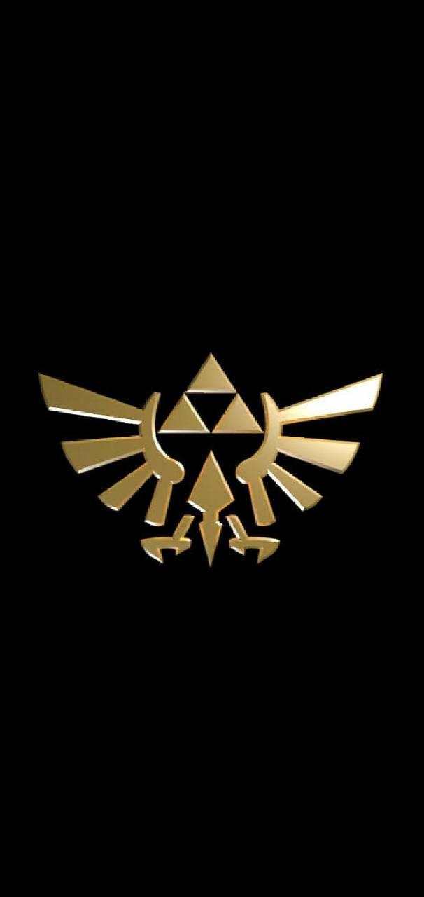 Zelda hyrule symbol