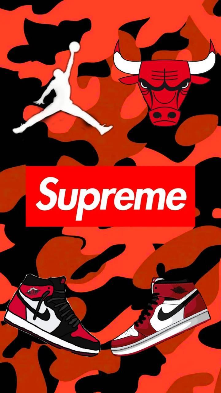 Supreme Wallpaper By Lil Goat 57 Bd Free On Zedge