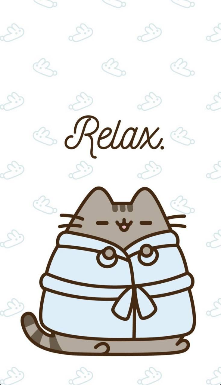 Pusheen Relax