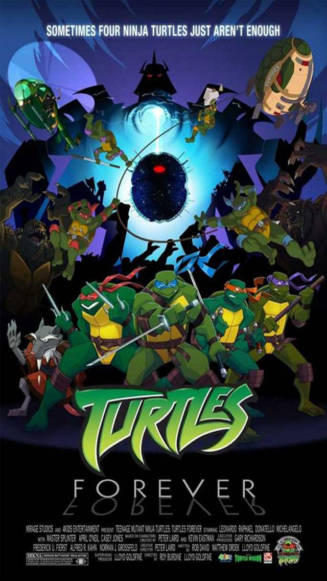 Turtles 4ever