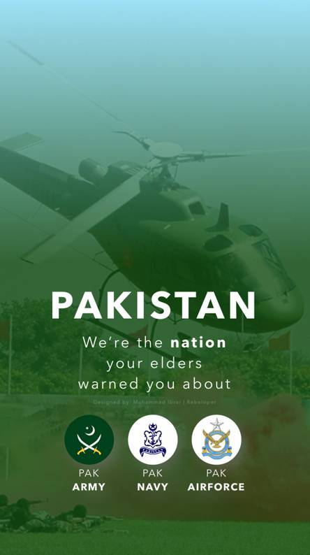 Pakistani nation Wallpapers - Free by ZEDGE™