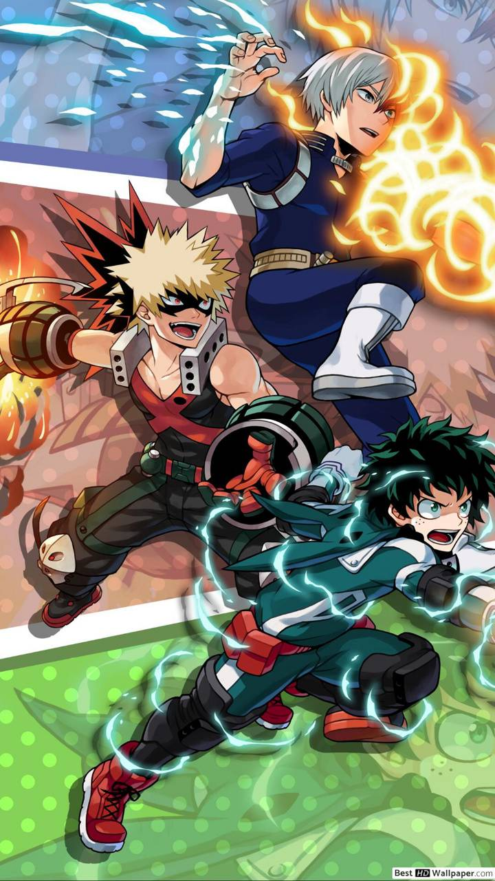My Hero Academia Wallpaper By Randomlol14 89 Free On Zedge