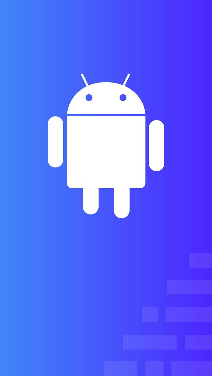 Android Blue Colour