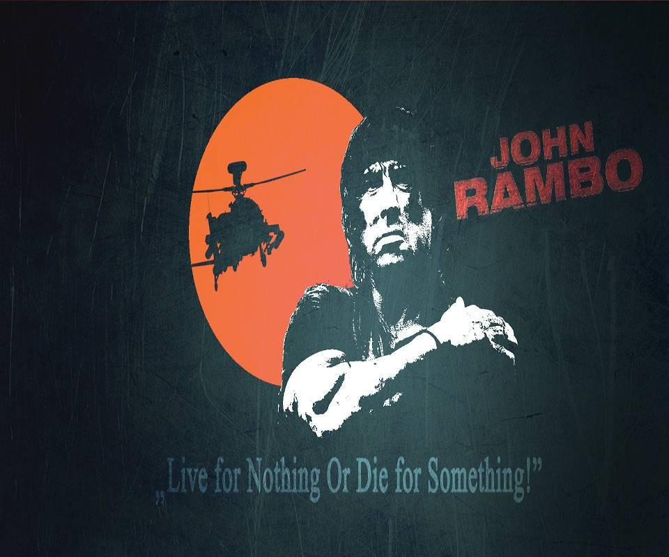 Rambo Quote