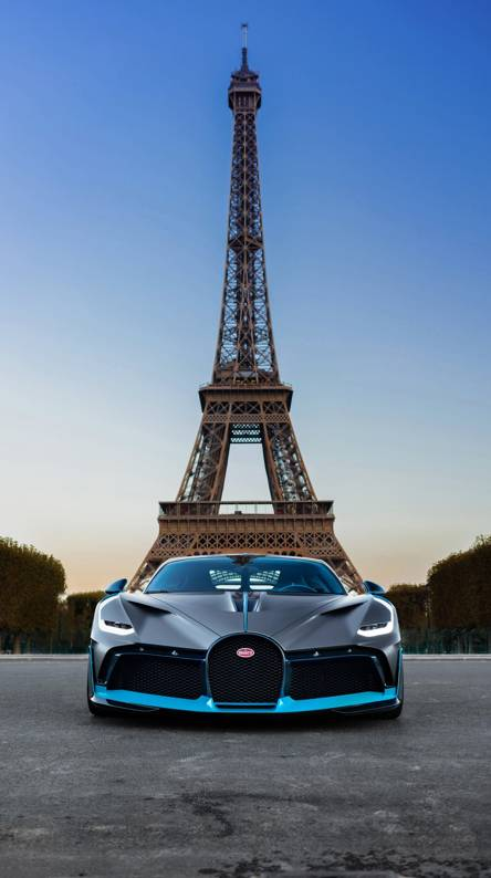Bugatti Divo Paris