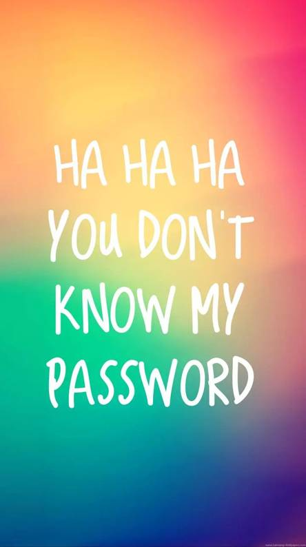 funny passwords for iphone