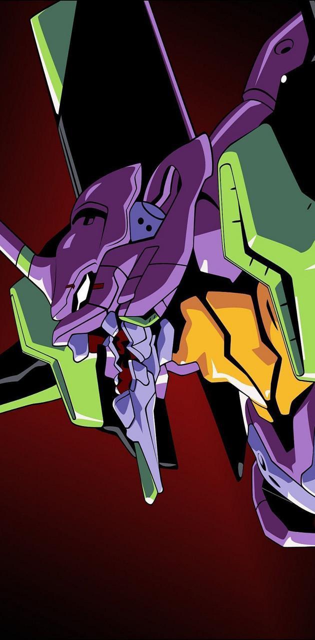 Evangelion - EVA 01