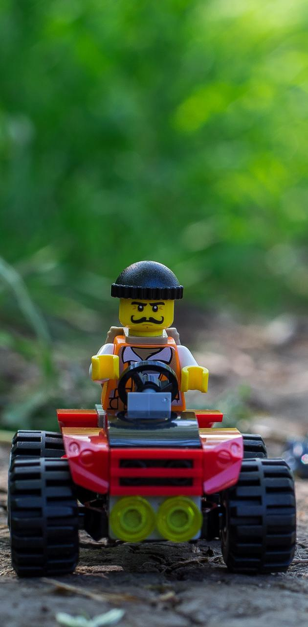LEGO City nature