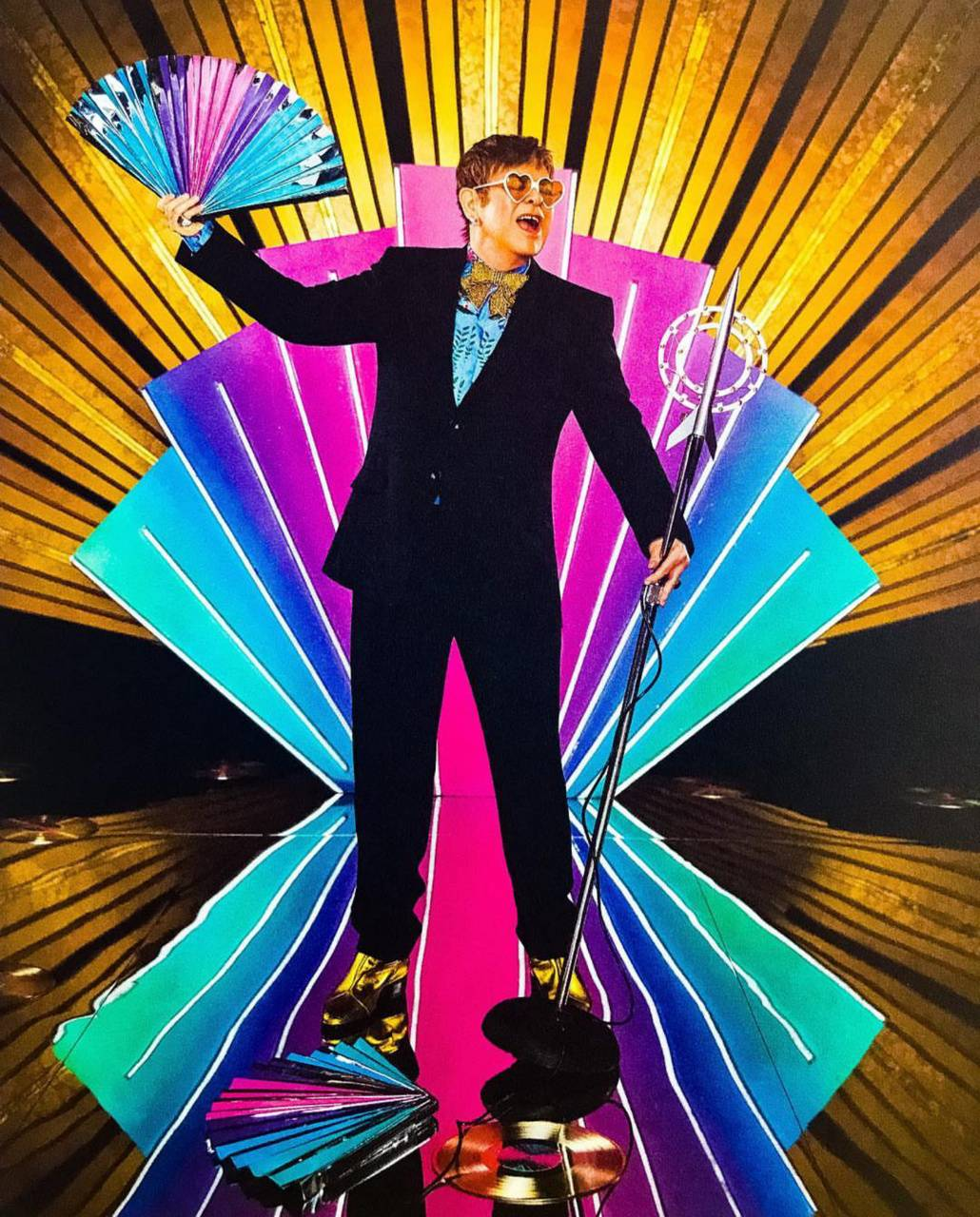 Elton John Gold