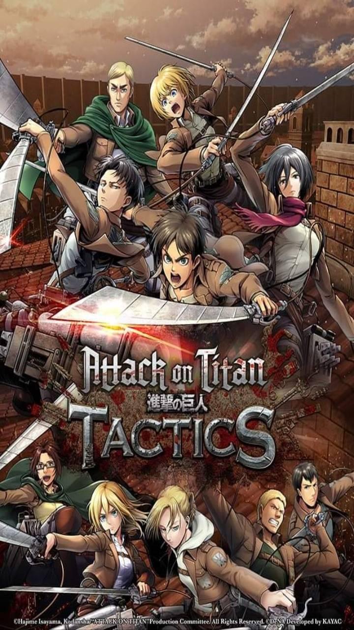 Attack On Titan Wallpaper By 619alberto 27 Free On Zedge