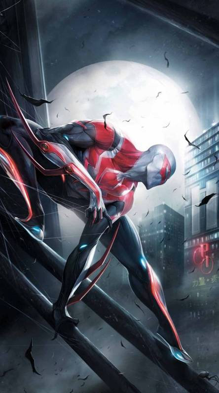 Spiderman 2099 Wallpapers Free By Zedge