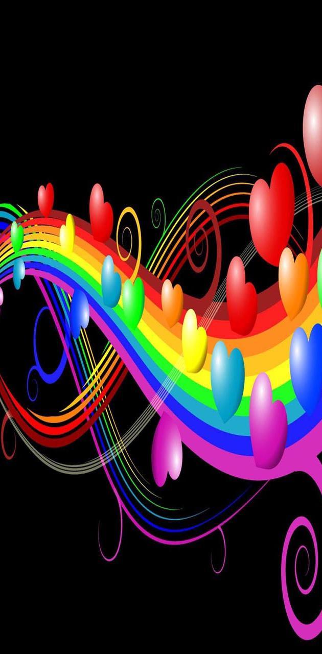 Love in the Rainbow