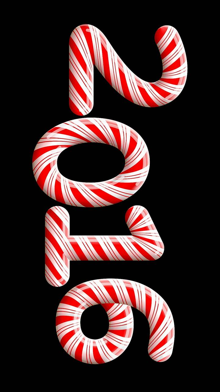 2016 Candy Cane
