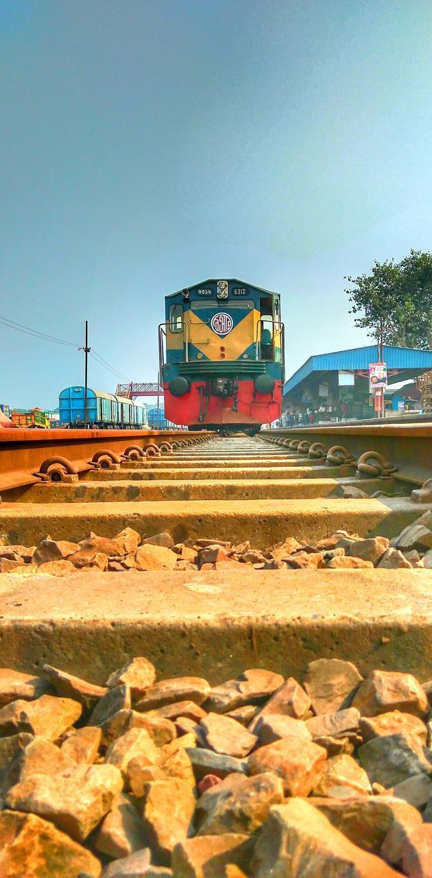 Bangladeshi Train
