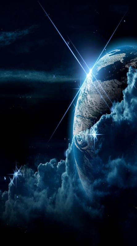 Earth from moon Wallpapers - Free by ZEDGE™