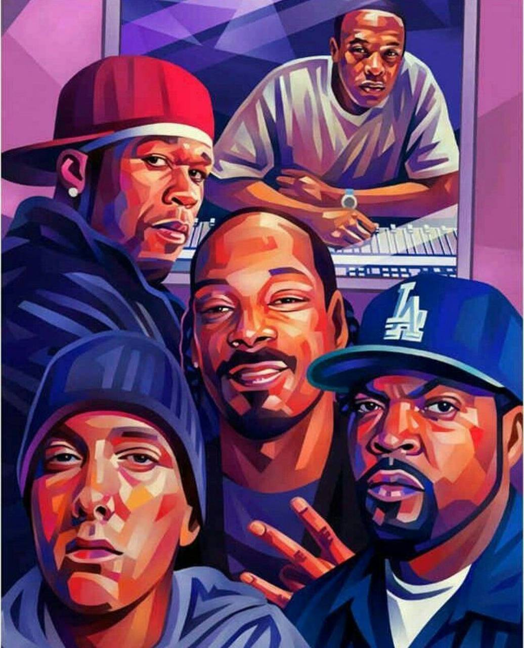 HipHop legends