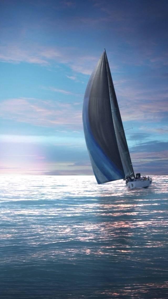 Sailling boat hd