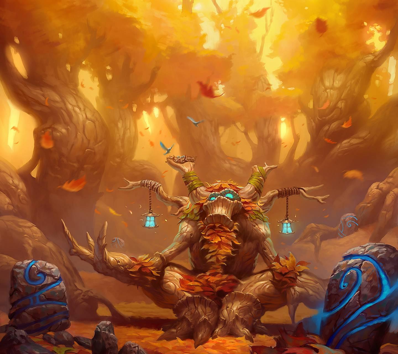 Warcraft Druid Wallpaper By Beaverus 44 Free On Zedge