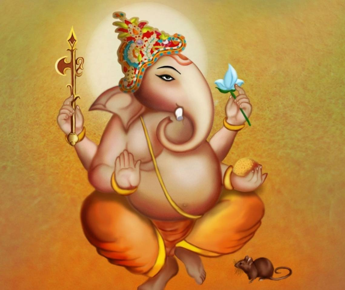 lord ganesha hd wallpaper by jac ky 57 free on zedge