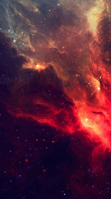 Galaxy Red Wallpapers Free By Zedge