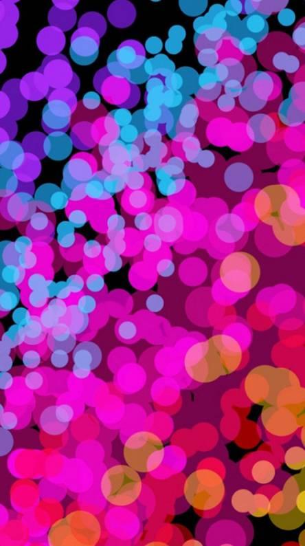 Bright color neon