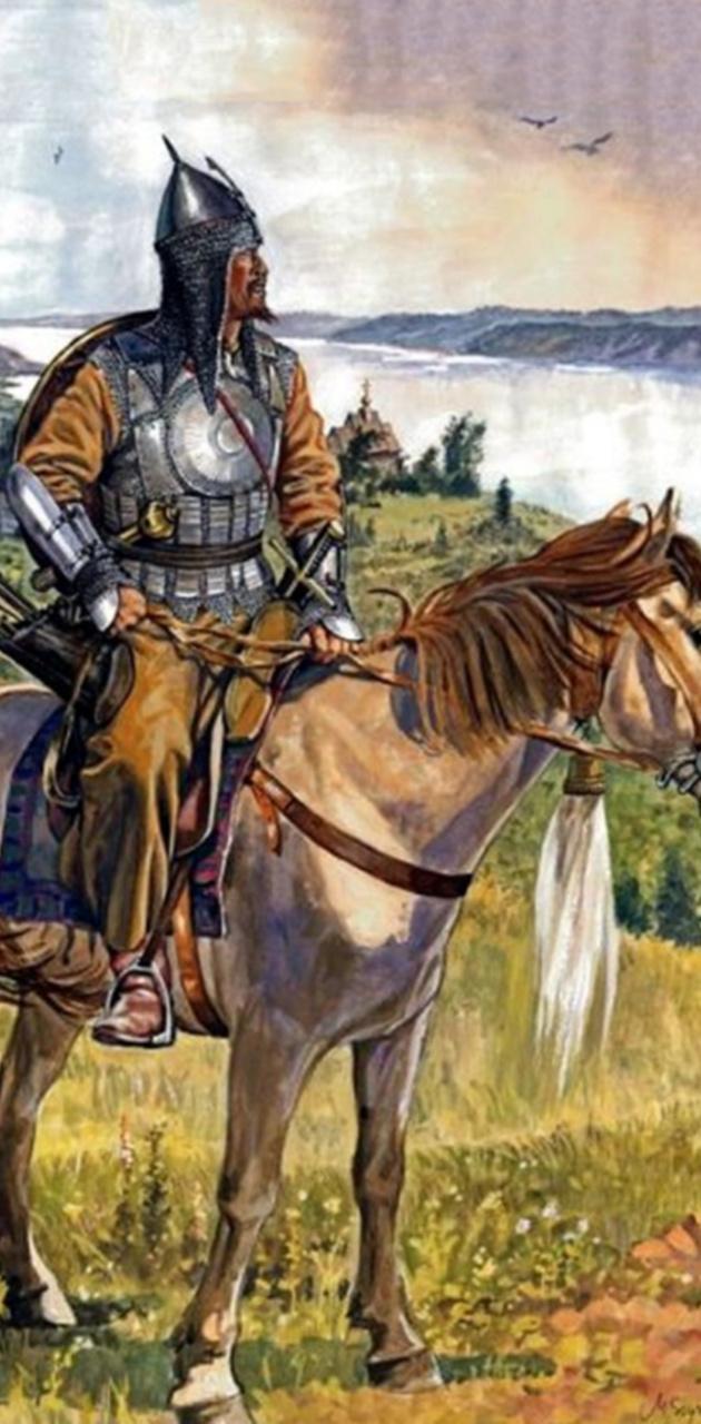 turkic warrior
