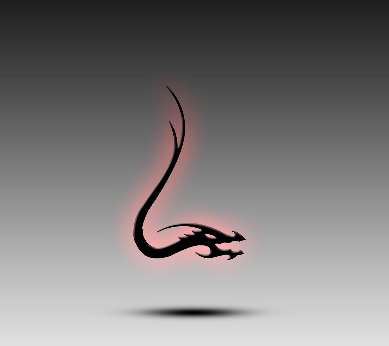 Dragon Alphabet L