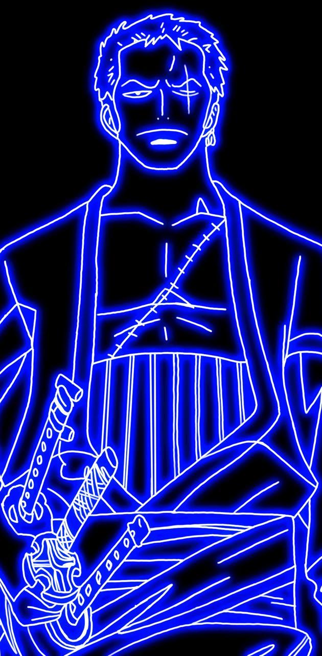 Zorro NeonBlue