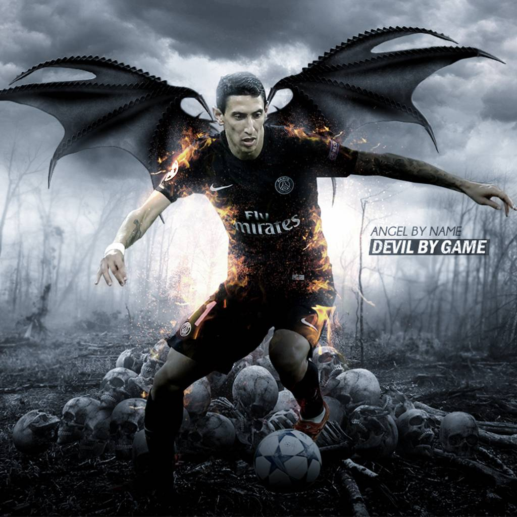 Angel Di Maria Wallpaper By Rakagfx 4f Free On Zedge