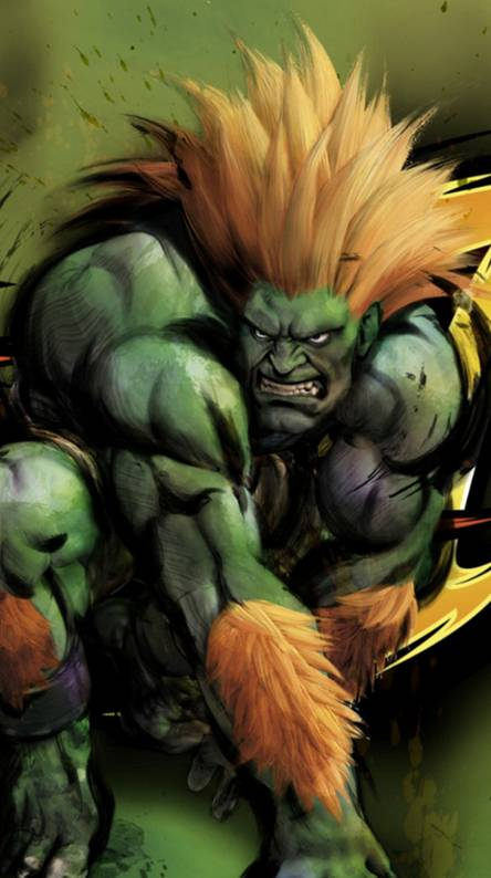 Street fighter blanka Ringtones and Wallpapers - Free by ZEDGE™