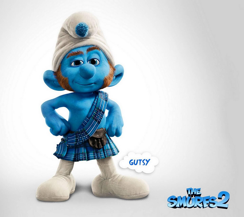 Gutsy Smurfs 2