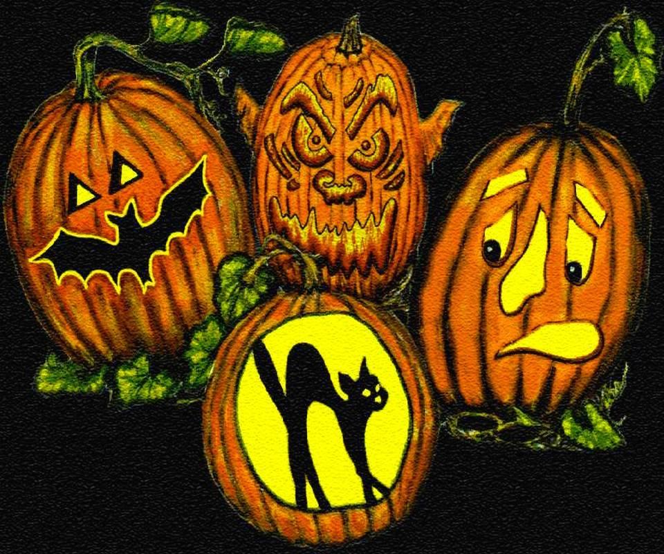 Halloween Pumpins