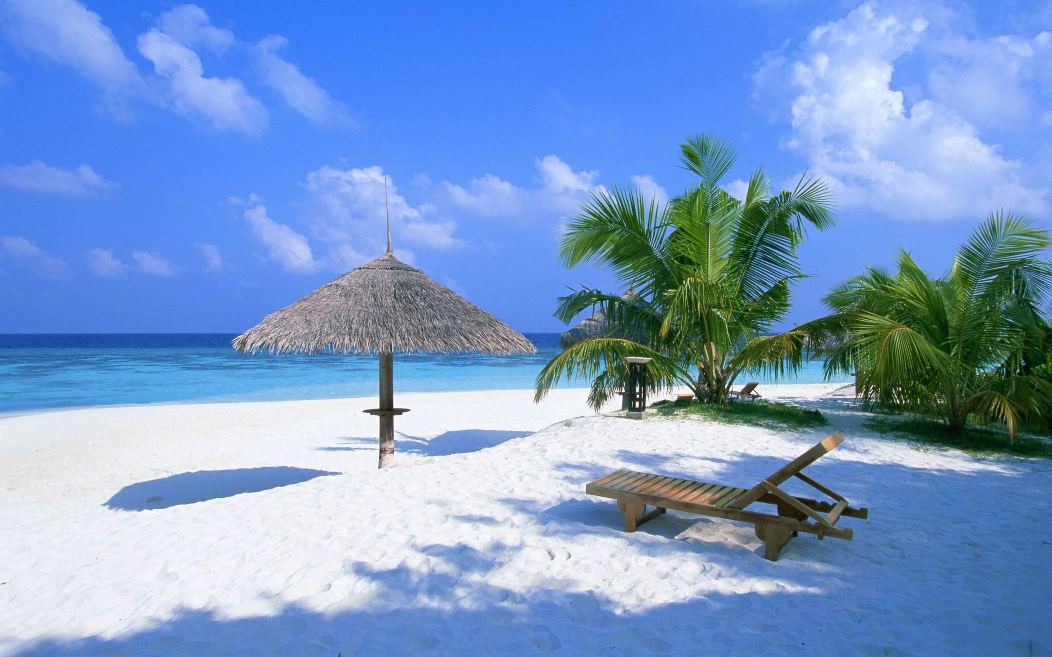 Beach Rest Place